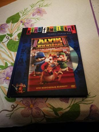 Alvin wiewiórki. Kino familijne.