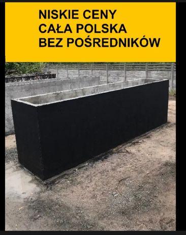 Cała Polska kanał samochodowy kanały garażowe samochodowe betonowy