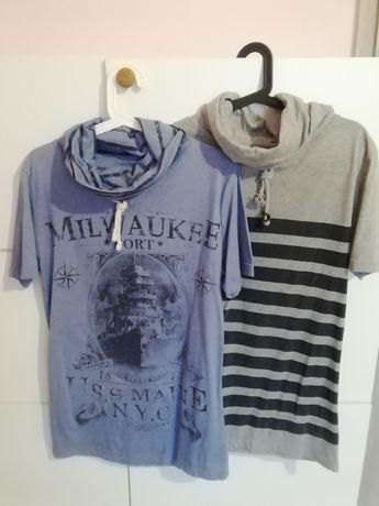 zestaw T-shirty S .