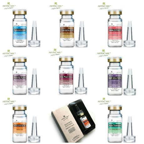 гиалуроновая кислота , витамин С, коэнзим q 10, для глаз, от мор