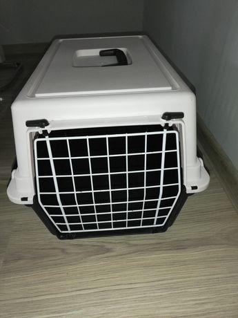 Transporter dla królika lub kota