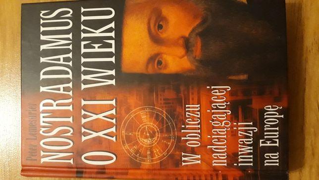Nostradamus o XXI wieku Peter Lemesurier