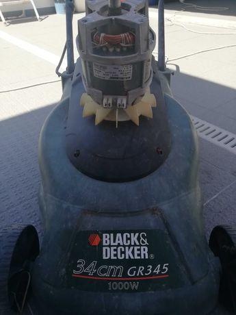 Corta relva Black & Decker GR345 p/ Peças