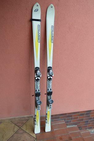 narty zjazdowe Scott USA Intoxica 170 cm + wiązania Scott USA