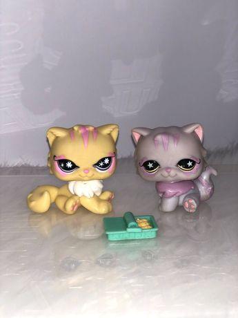 figurki lps kotki unikaty