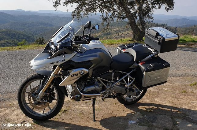 BMW R  GS 1200 TE (Topo de Gama)