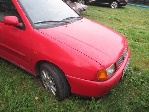 Polo III Classic Caddy lampa zderzak przód błotnik prawy lewy chłodnic