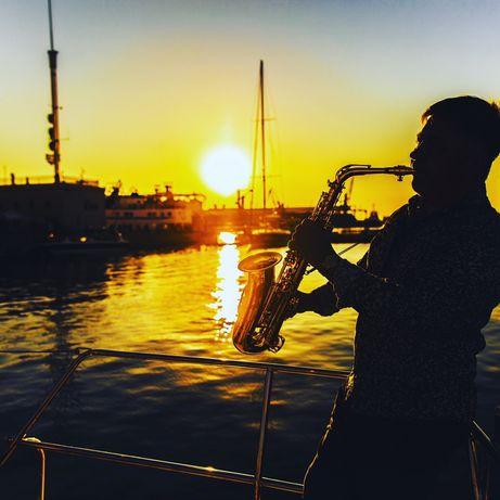 Обучаю - игра на саксофоне