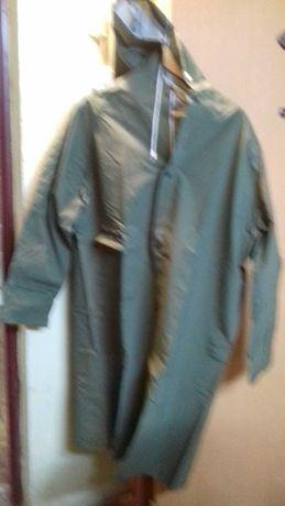 Płaszcz-kurtka przeciwdeszczowa