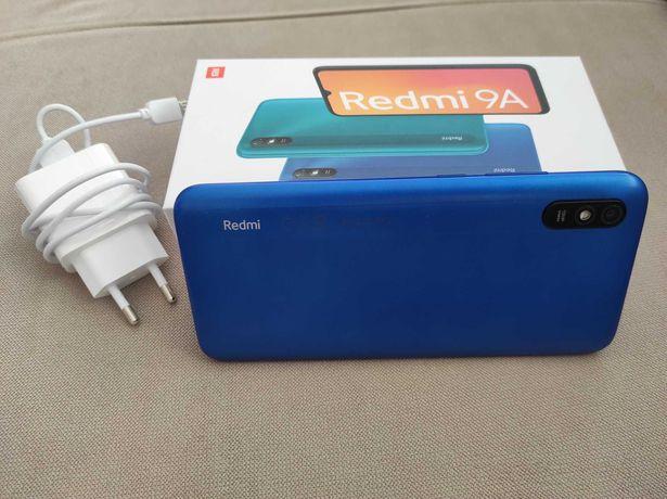 Xiaomi Redmi 9A niebieski NOWY