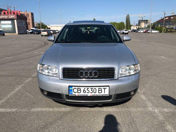 Продам автомобиль Audi A4 2,5, 2002 года!