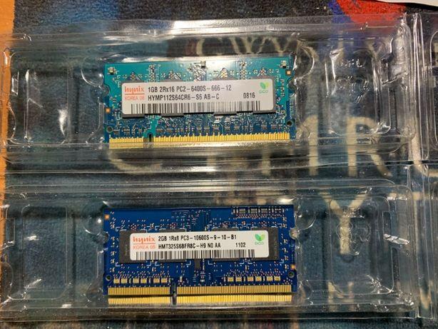 Продам память для ноутбука Hunix DDR2-1 Gb
