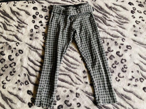 Spodnie - Zara rozm. 128 SUPER ! Okazja , eleganckie !