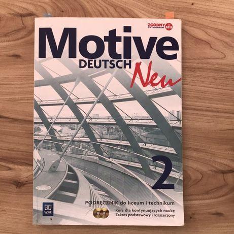 Motive Deutsch New- podręcznik do j. niemieckiego