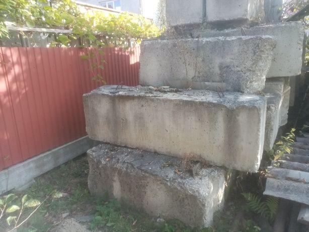 Продам фундаменті блоки