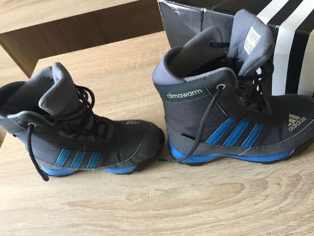 Сапоги зимние Adidas для мальчика