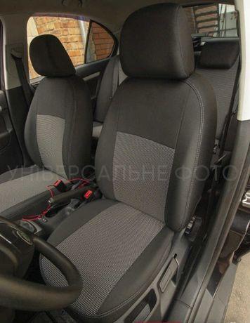 Автомобильные чехлы на Toyota RAV 4/Camry/Avensis/Corolla/Auris/Yaris