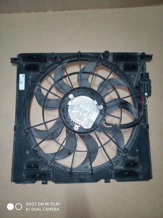 Bmw G01 Дифузор вентилятора взборе, без дефектов Киев - изображение 1