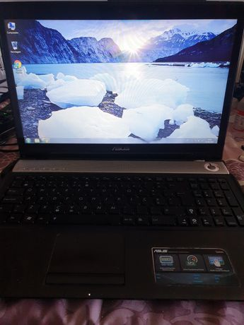 Portátil Asus N61V (Core 2 Quad 2.0Ghz/4gb Ram/500gb HDD/GT240M 1gb)