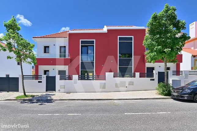 Moradia T3 Construção nova em Lourel – Sintra com vista para o Palácio