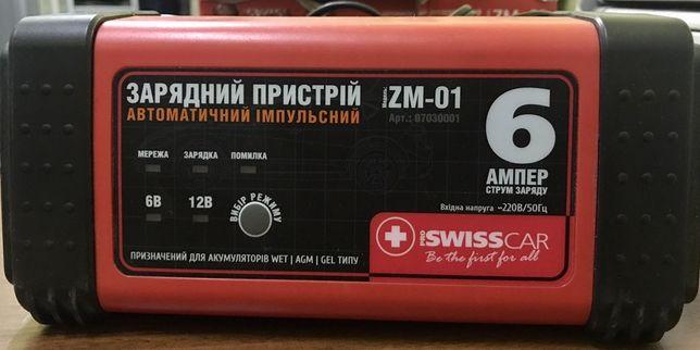 Зарядное устройство для аккумулятора ProSwisscar ZM-01