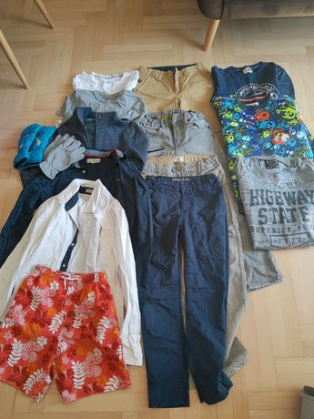 Ubrania dla chłopca stan idealny