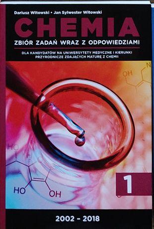Witowski NOWY tom 1 - zbiór zadań, chemia