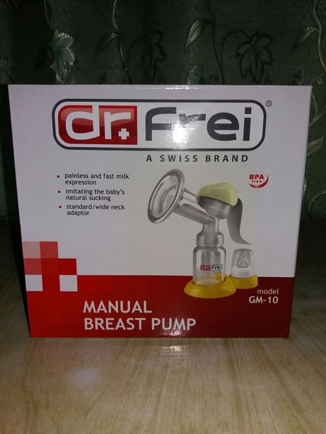 Молокоосос Dr. Frei GM-10