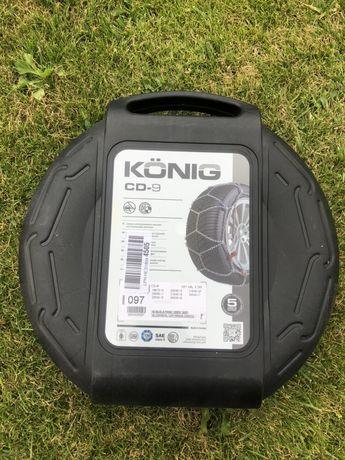 Łańcuchy König CD-9