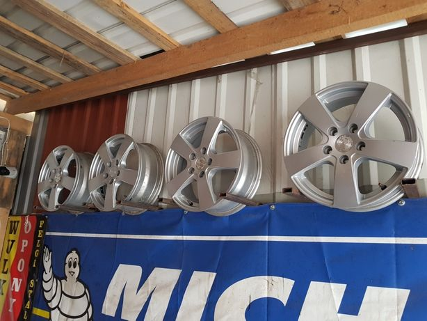 Felgi Aluminiowe Kia Ceed R16 5x114.3 ET50 6.5J