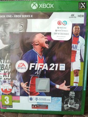 Fifa 21  Xbox One, Xbox Series x, nowa gra.