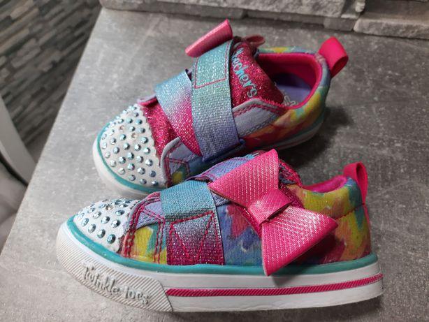 Кеди, кроссовки Skechers Twinkle toes 22 р.