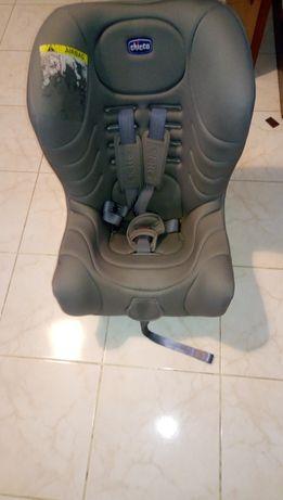 Cadeira auto Chicco Eletta (grupo 0-1) -- 0 aos 18 kg