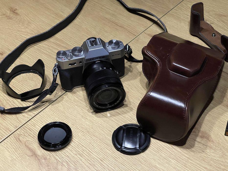 Фотоаппарат Fujifilm X-T10 Киев - изображение 1