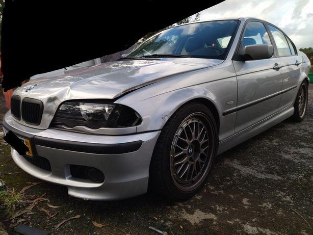 BMW 320D E46 320D PACK M (1999)