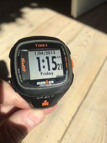 Zegarek z pulsometrem Timex GPS