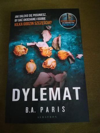 B. A. Paris Dylemat thriller