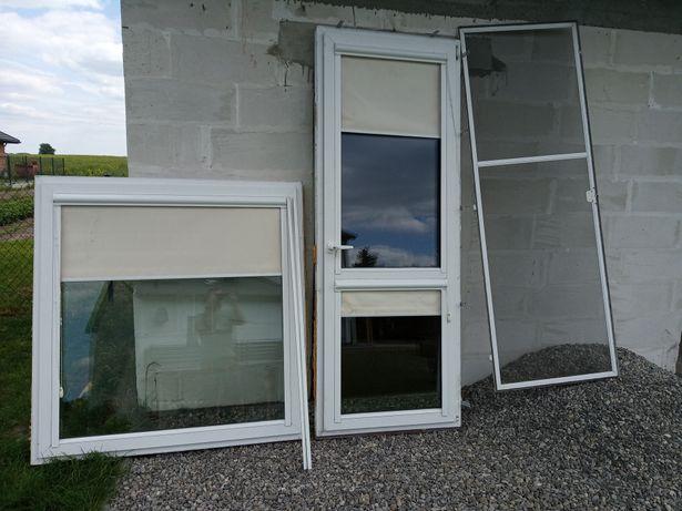 Okno wraz z drzwiami