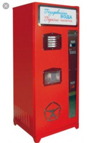 Автомат газ вода