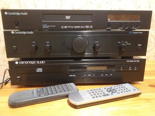 SACD Cambridge audio DVD 89.