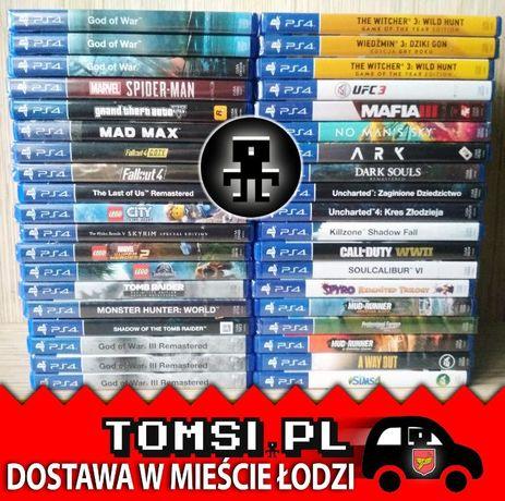 [Tomsi‼️pl] Gry na Konsole PS4 PlayStation 4 XBOX ONE - Dowóz
