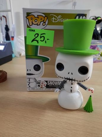 Figurka Funko POP Disney - Snowman Jack # 448