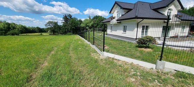 Sprzedaż ogrodzeń panelowych/ bram/ furtek! Darmowa wycena!