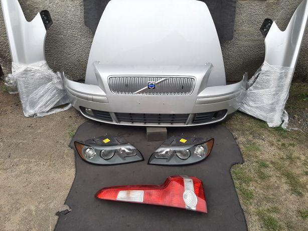 Бампер фари крила капот Volvo S40 v50