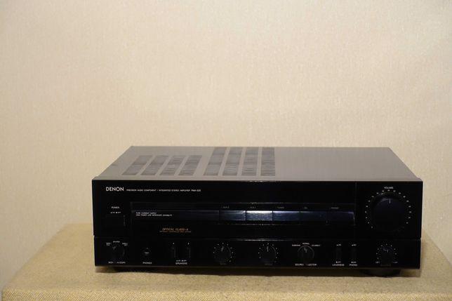 Музыкальный HI-FI усилитель optical class A DENON PMA-520 (2х110Вт)