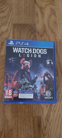Watchdogs legion ps4 playstation 4 pl