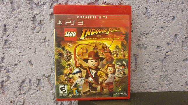 Lego Indiana Jones / PS3 / PlayStation 3