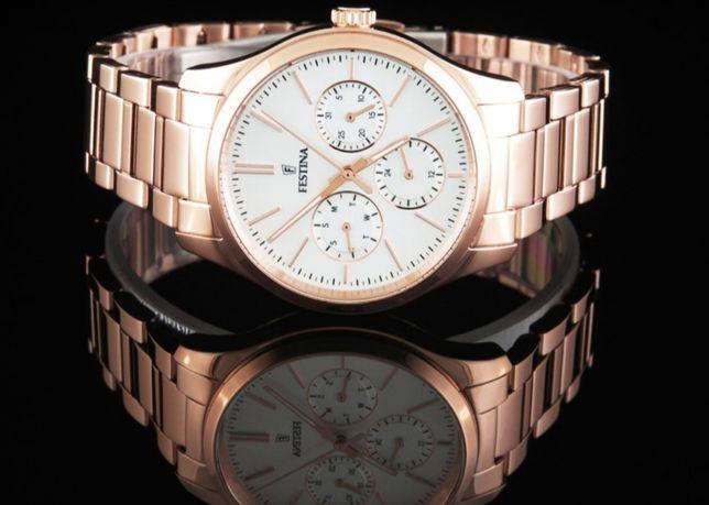 Zegarek Festina Złoty F16815