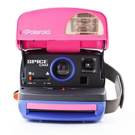 Polaroid 600 Spice Cam/Limited edition