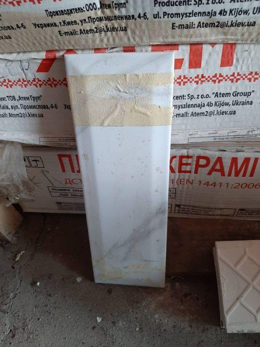 Плитка Атем florian calacatta atem , Кирпичики под мрамор 100х300 Одесса - изображение 1